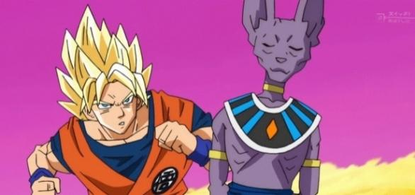 Terrible fallo de animación dentro de la serie.