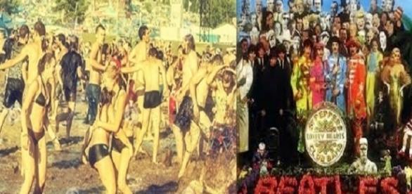 Woodstock e Beatles: a revolução dos costumes