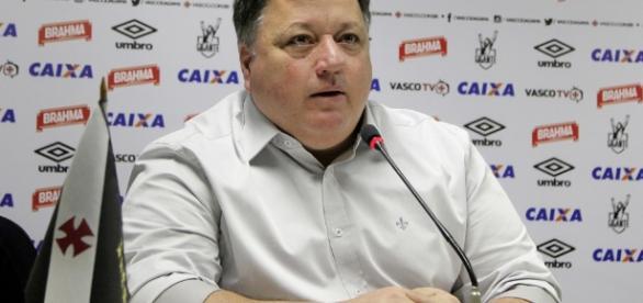 Anderson Barros, diretor-executivo, anuncia negociações da semana
