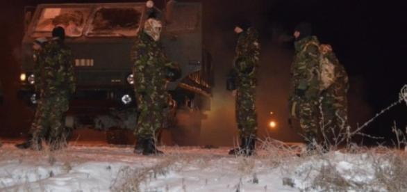 armata a intervenit în ajutorul populației