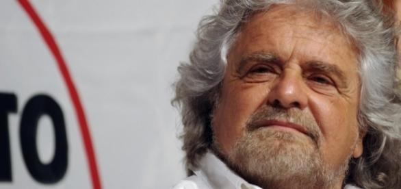 Beppe Grillo, fondatore e garante del M5S.