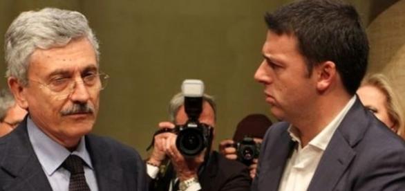 D'Alema pensa ad un nuovo centrosinistra senza Renzi, aria di scissione Pd