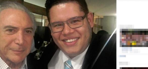 Ex-secretário nacional da Juventude Bruno Júlio