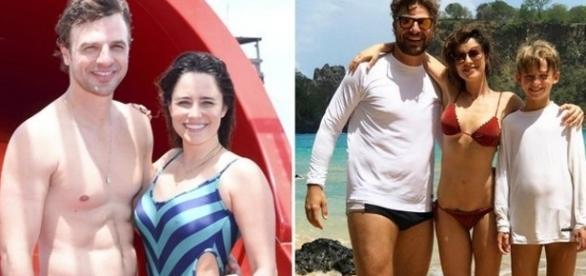 Fernanda Vasconcellos secou em 30 dias. Ela está bela e magra. Foto fonte internet.