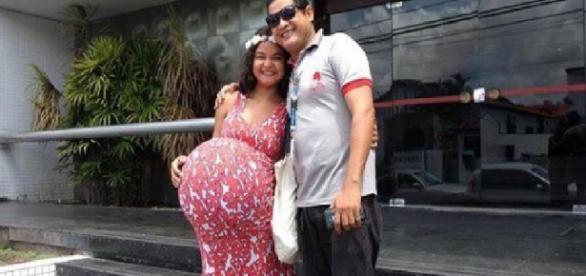 Nova grávida de Taubaté polemiza