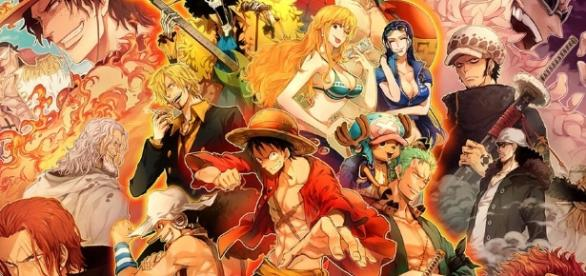 One Piece' Manga Chapter 846: Luffy Battles 'Enraged Army', While ... - inquisitr.com