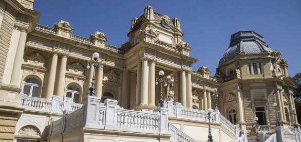 Palácio Guanabara, sede do Governo do RJ