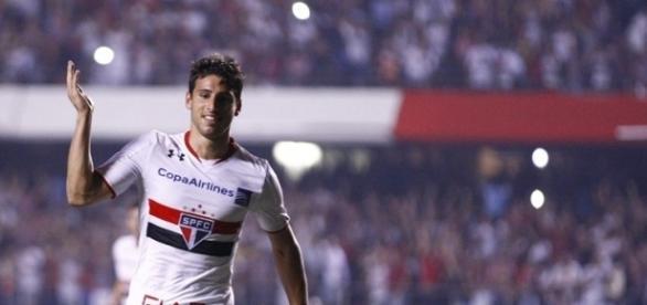 São Paulo avança nas negociações com o atacante Calleri (Reprodução/Fernando Nunes)