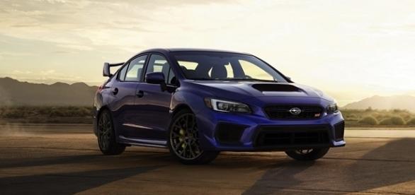 Subaru WRX 2018 traz várias novidades