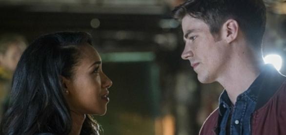The Flash: Barry lutará para salvar a vida de Iris.