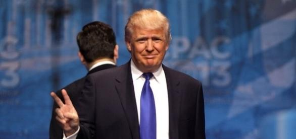 Zieht die Daumenschrauben an: President-elect Donald Trump. (Fotoverantw./URG Suisse: Blasting.News Archiv)