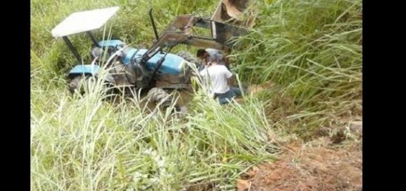Acidente grave com vice-prefeito de Miracatu