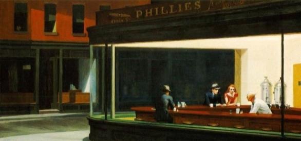 Edward Hopper Paintings - edwardhopper.net