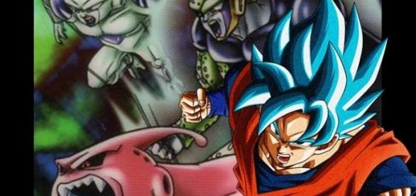 Goku versus los enemigos más fuertes