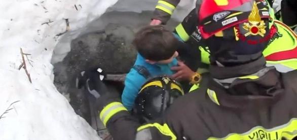 Italy Avalanche: Survivors Found Alive Inside Buried Hotel - NBC News - nbcnews.com