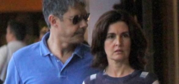 William Bonner e Fátima Bernardes - Google