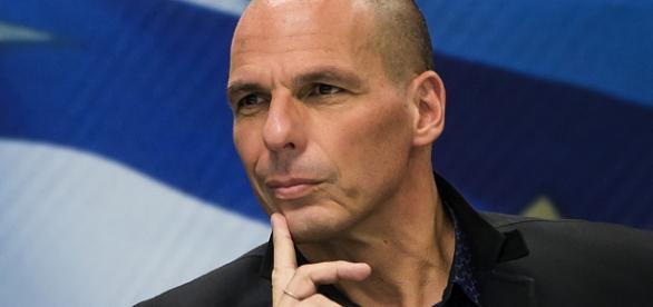 Yanis Varoufakis a Roma parla dei progetti di Diem 25 (foto: wired.it)