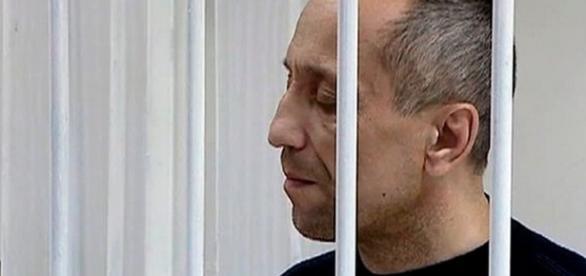 """Criminalul în serie Mikhail Popkov, numit și """"Vârcolacul"""""""