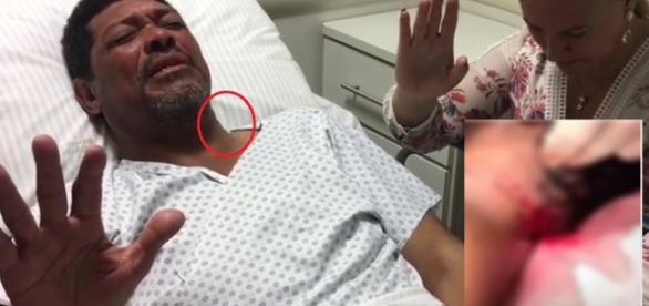 Pastor Valdemiro perdoa seu quase assassino - Google