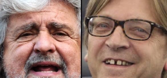 Perché Verhofstadt non ha rispettato l'accordo con Grillo
