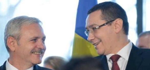 S-a rupt lanțul de iubire între Ponta și Dragnea