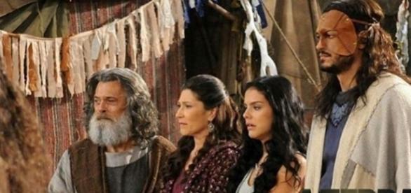 Samara e Tobias armam contra Aruna e Yana