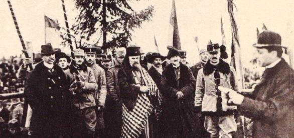 Solicitările de asistenţă privind restabilirea ordinii în Basarabia