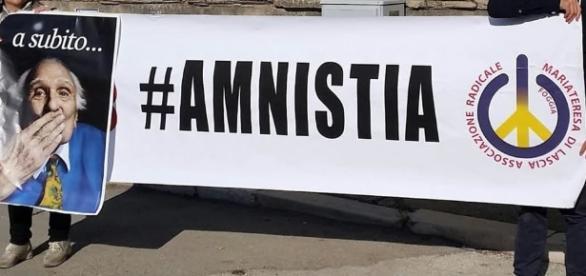 Amnistia e indulto, la battaglia radicale sostenuta da Papa Francesco - foto foggiatoday.it