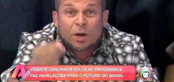 Carlinhos, o vidente, alerta sobre tragédia - Google