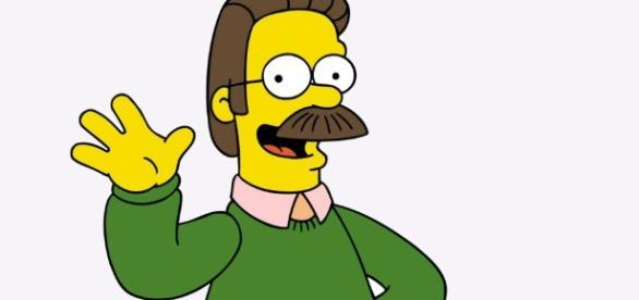 Conociendo a querido Ned Flanders