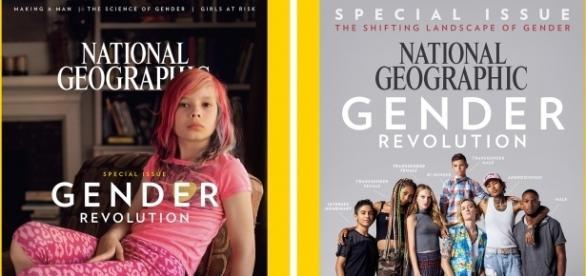 Em edição especial, revista National Geographic aborda a complexidade das questões de gênero.