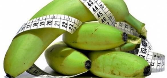 Farinha de Banana Verde no combate à obesidade. Imagem: Dicas de Saúde - com.br