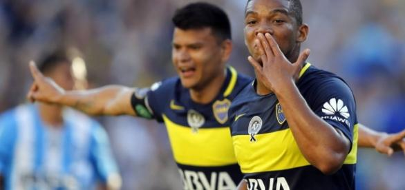 Frank Fabra elogió el juego de Boca.