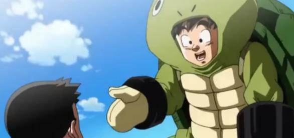 Imagen oficial del capitulo 75 de Dragon Ball super