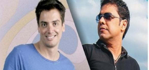 Léo Dias e Zezé Di Camargo - Google