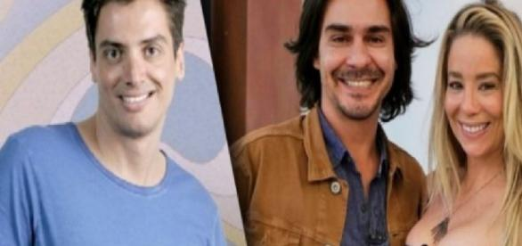 Léo Dias, Winits e André Gonçalves - Google