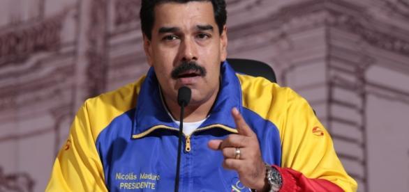 Nicolas Maduro - euacontacto.com