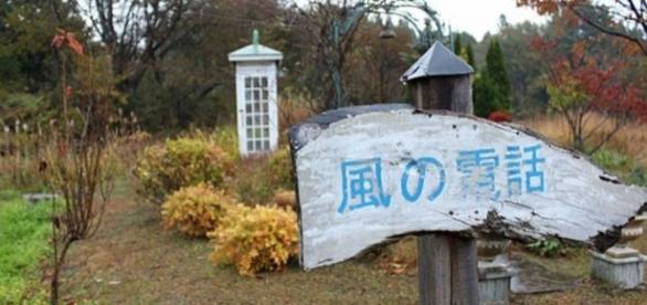 O jardim japonês que convida visitantes a conversarem ao telefone ... - globo.com