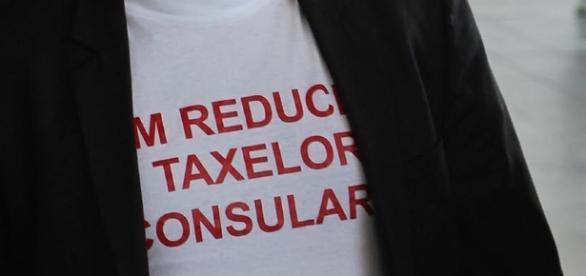 Românii din străinătate au mai puține taxe consulare
