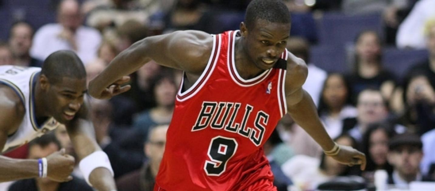 Luol Deng ready for anything to rebound with the LA Lakers