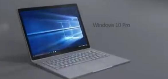 Microsoft Surface Book 2 launch delayed-- [Microsoft Surface/Youtube screencap]