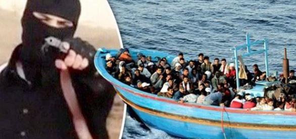 Te dane nie pozostawiają złudzeń. Wyłapują imigrantów coraz bliżej od miejsca wypłynięcia (fot. ndie.pl)
