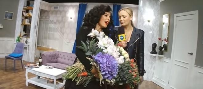 Aktorka w pięknym stylu zgasiła dziennikarkę TVN. Materiał usunięto [WIDEO]