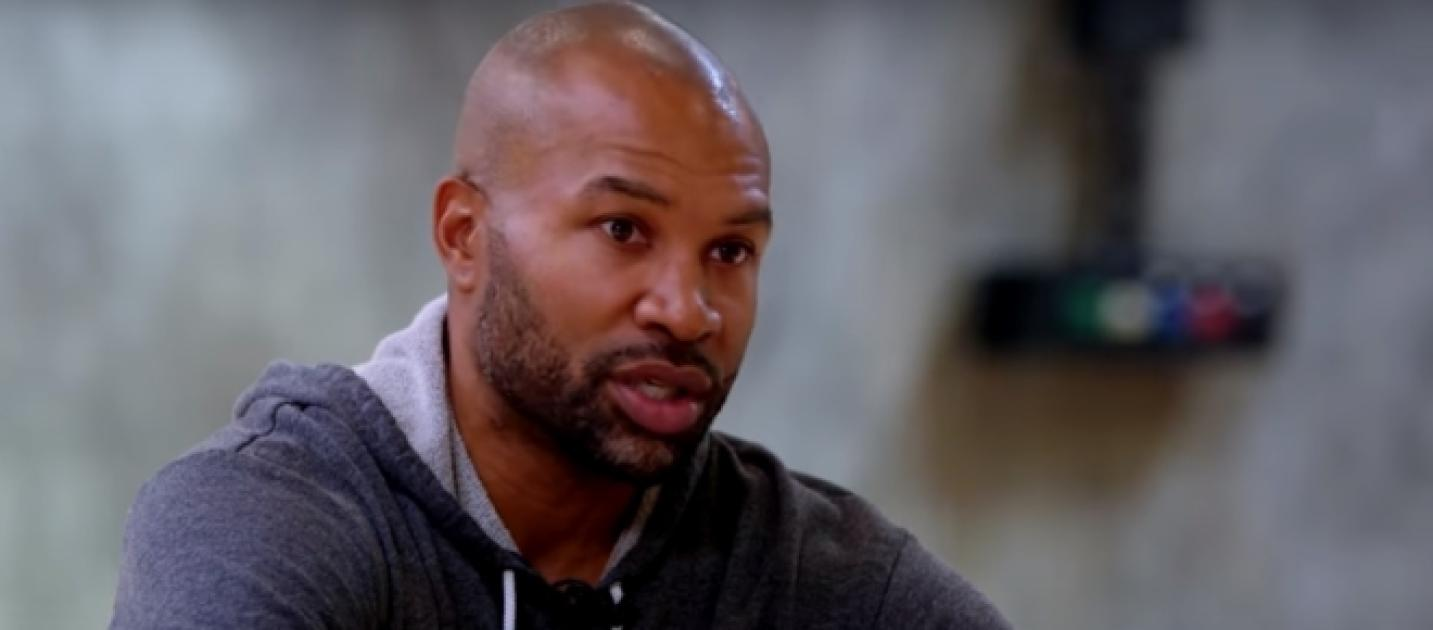 Derek Fisher looks back at his Dancing with the Stars gig after