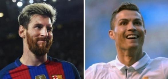 Entre Messi et CR7, Ronaldo a fait son choix !