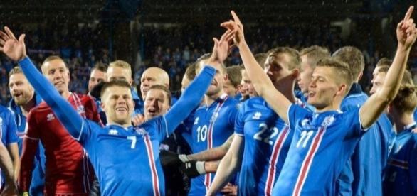 Grande première pour l'Islande