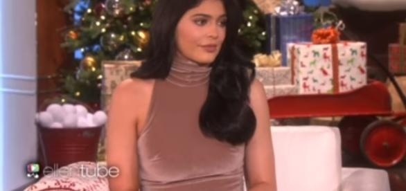 Kylie Jenner is ready to be a mom, says Adrienne Bailon. [Image credit:TheEllenShow/YouTube screenshot]