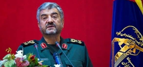 Mohammad Alì Jafari, capo dei Pasdaran iraniani