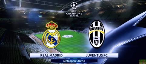 UEFA Champions League Final | Real Madrid vs Juventus - PES 2017 HD -Image - WeArePES | YouTube