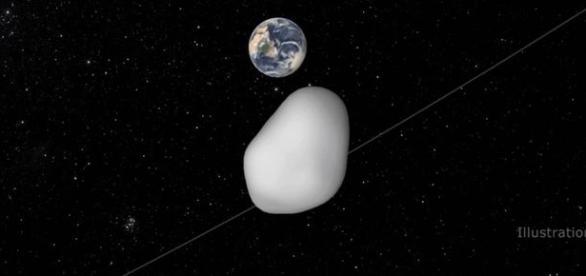 Aproximação máxima acontece nesta quinta-feira. (NASA / JPL-Caltech)